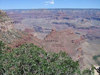 Grand Canyon, July 2009